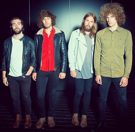 Image from Glass Caves Instagram.